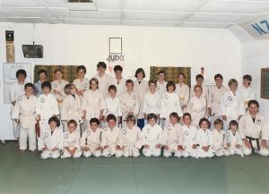 Karori Judo Club, 1985